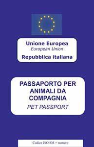 viaggiare in svizzera passaporto per animali