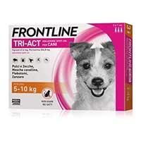 Frontline Tri-Act antiparassitario per Cani