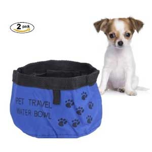 ciotola in nylon per cani